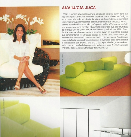 CASA SHOPPING MAGAZINE – 07/2012