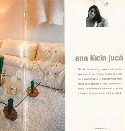 CASA VOGUE – 2003