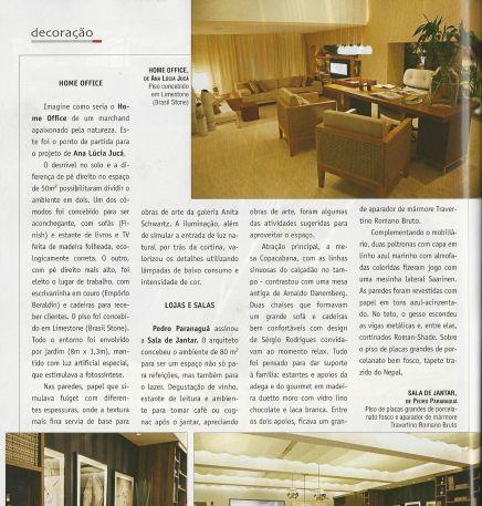 ROCHAS DE QUALIDADE – 11/2009