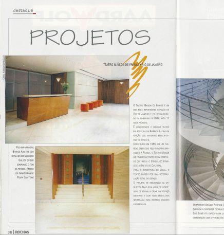 ROCHAS DE QUALIDADE – 05/2009