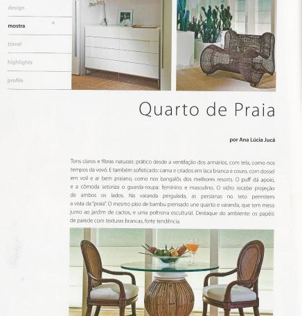 10ª MOSTRA ARTEFACTO/BANCO REAL – 2008