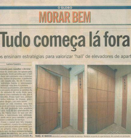 O GLOBO – 02/01/2005