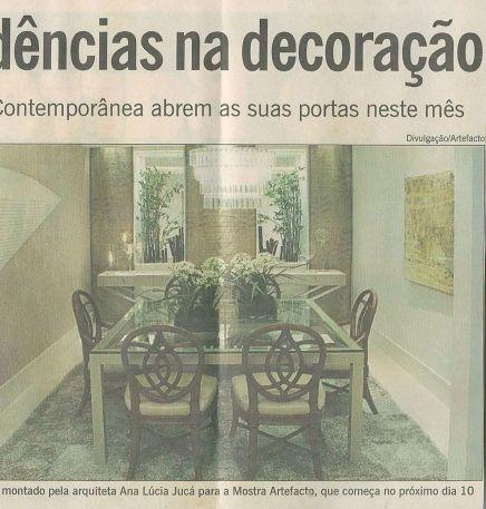 O GLOBO – 06/03/2005