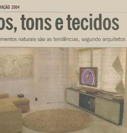 O GLOBO – 21/10/2004