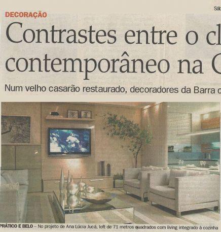 JORNAL DO BRASIL – 30/08/2008