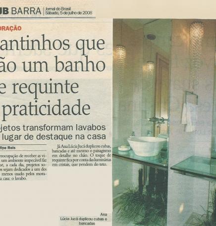 JORNAL DO BRASIL – 05/07/2008
