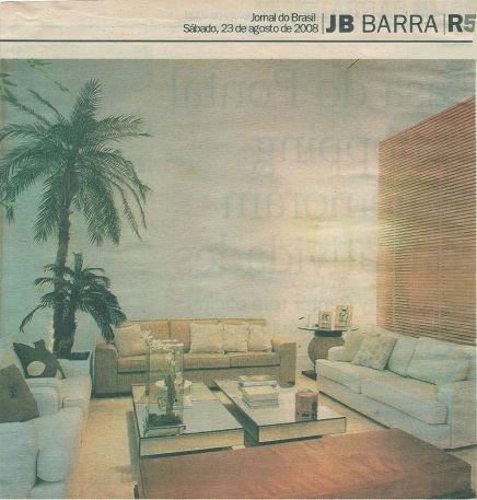 JORNAL DO BRASIL – 23/08/2008