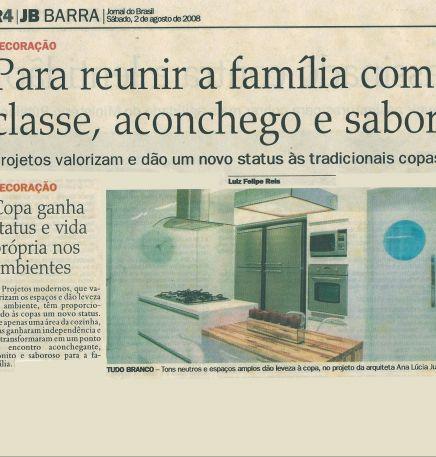 JORNAL DO BRASIL – 02/08/2008