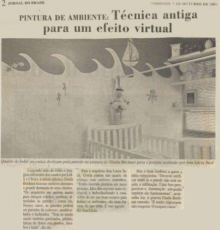 JORNAL DO BRASIL – 07/10/2001