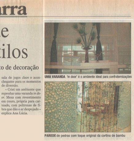 JORNAL DO BRASIL – 12/08/2004