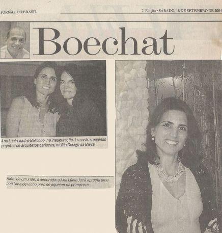 JORNAL DO BRASIL – 18/09/2004