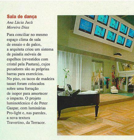 CASA COR – 1998