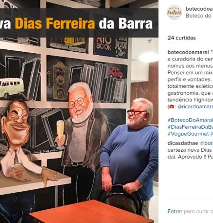 BOTECO AMARAL – @botecodoamaral